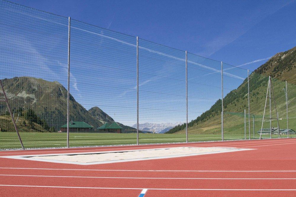 High Jump Long Jump And Shot Put Sports Hhenleistungszentrum