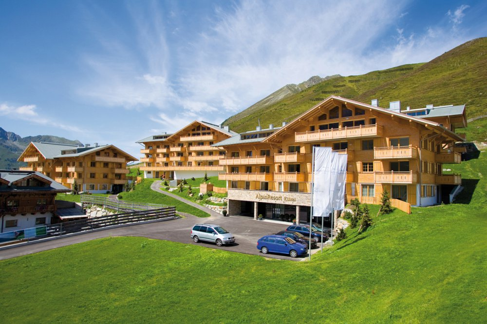 Hotels In Kuhtai  Sterne